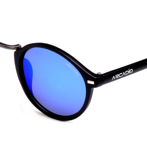 Uber Cool Round Polarized Sunglass - AR224