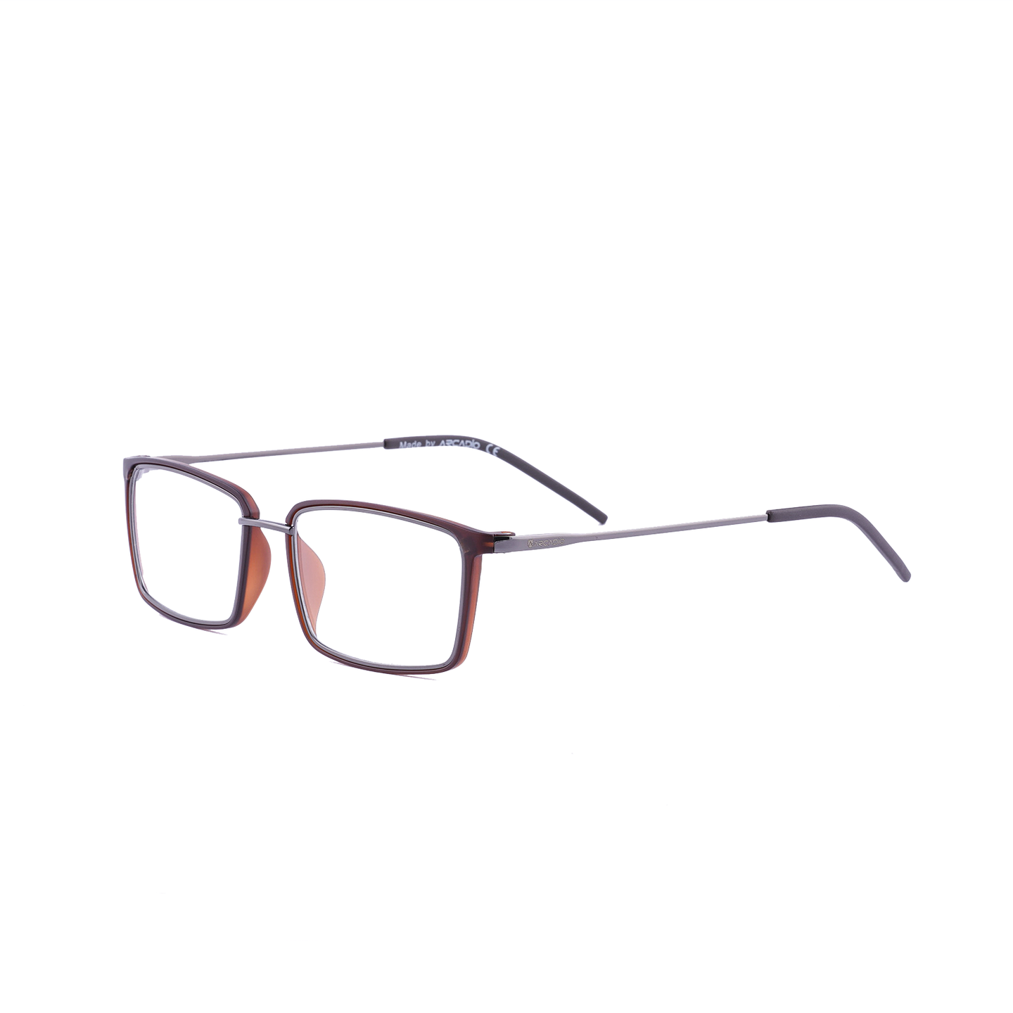 Flyer flex Double-Rim rectangle Frame - SF4419 - ARCADIO LIFESTYLE