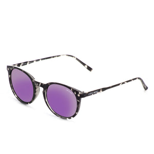 Hi-Fashion Round Polarized Sunglass - AR225,BD-PLP,front