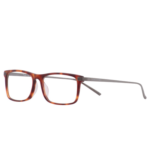 Elegant Acetate Full Frame Front with Lightweight Titanium Temple- SF4408