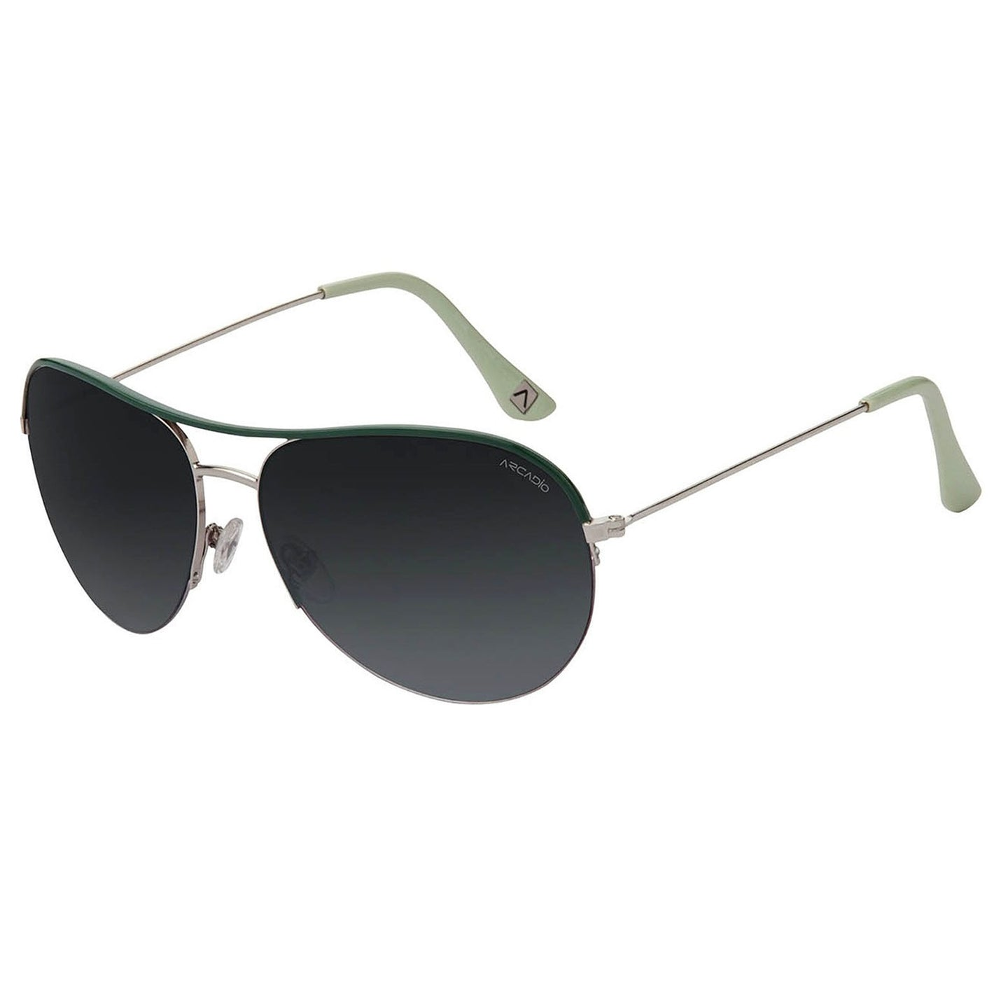 Two Toned Design Women Sunglass - AR124 - ARCADIO LIFESTYLE