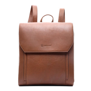 Smart Leather Backpack - ARBP1003TN