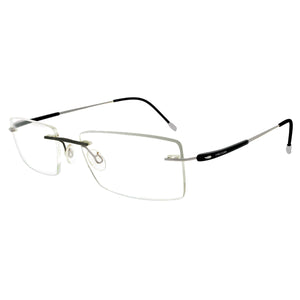 Sophisticated and Stylish Rimless Frame - RL125