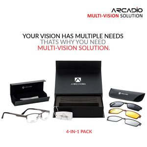 ARCADIO Multivision Solution for Men - LE501GM