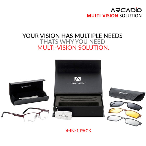 ARCADIO Multivision Solution for Women - LE502BG - ARCADIO LIFESTYLE