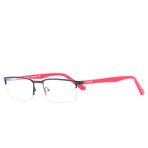 Half Frame with Stainless Steel Front and Acetate Temple - SP2205