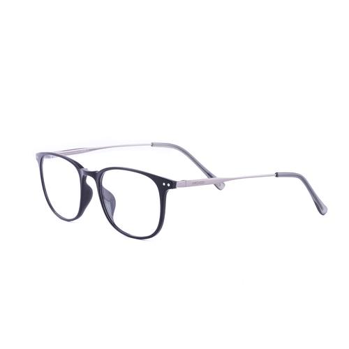 Trapezoidal Full Rim Ultem Stainless Steel Frame SF4434 - ARCADIO LIFESTYLE