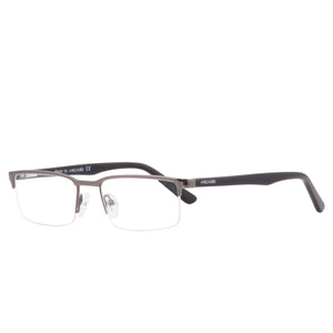 Metal half frame with acetate temple - SP2205
