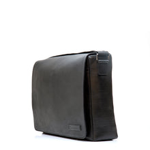 EYE GRABBER-Smart Business Leather Bag - ARBB1003BK - ARCADIO LIFESTYLE