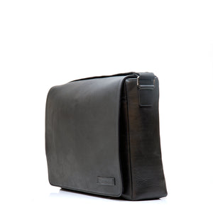 EYE GRABBER-Smart Business Leather Bag - ARBB1003BK