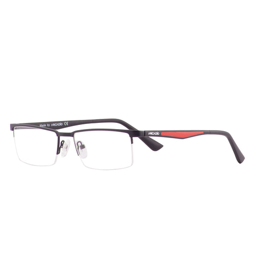 Special Rectangle Sporty Half Frame - SP278 - ARCADIO LIFESTYLE
