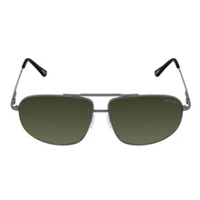 Unisex Rectangular Polarized Sunglass - AR122 - ARCADIO LIFESTYLE