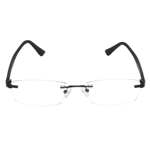 Sleek Trendy Rimless Frame - RL128 - ARCADIO LIFESTYLE