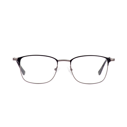 Retro Style Ultra Thin Full Rim Rectangle Frame - FF366 - ARCADIO LIFESTYLE