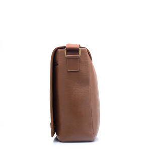 EYE GRABBER-Smart Business Leather Bag - ARBB1003TN