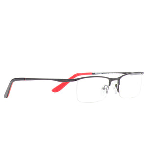 Sporty Metal Half Frame - SP2204