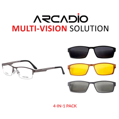 ARCADIO Multivision Solution for Men - LE501GM - ARCADIO LIFESTYLE