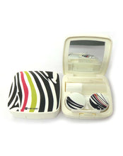 SYNC FUSION - Designer Contact Lens Cases - A8050GR - ARCADIO LIFESTYLE