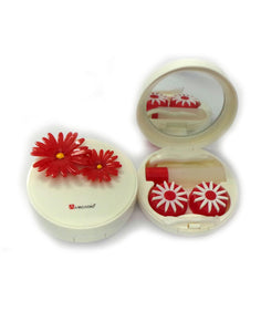DAISY - Designer Contact Lens Cases - A8063RDB - ARCADIO LIFESTYLE