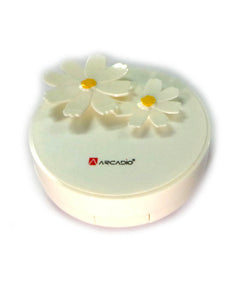 DAISY - Designer Contact Lens Cases - A8063WT