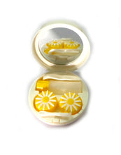 DAISY - Designer Contact Lens Cases - A8063WT - ARCADIO LIFESTYLE