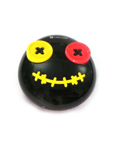 VOODOO - Designer Contact Lens Cases - A8078BK - ARCADIO LIFESTYLE