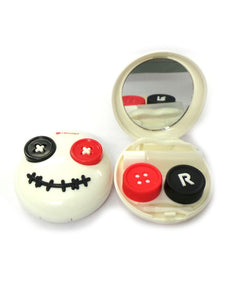VOODOO - Designer Contact Lens Cases - A8078WT - ARCADIO LIFESTYLE