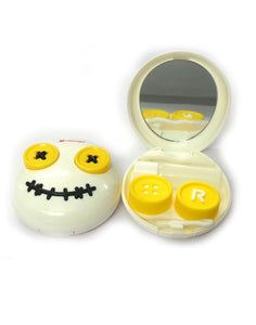 VOODOO - Designer Contact Lens Cases - A8078YL - ARCADIO LIFESTYLE