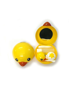 DUCKS - Designer Contact Lens Cases - A8087YL - ARCADIO LIFESTYLE