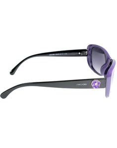 Bug Eye Floral Design Sunglass - AR204