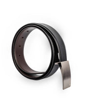 SIMPLY STYLISH - Contemporary Leather Belt - ARB1002RV - ARCADIO LIFESTYLE