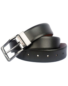 SERPENTINE - Serpent Pattern Leather Belt - ARB1005RV