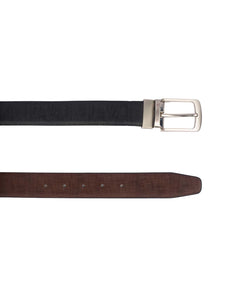 LEATHER CULT - Elegant Leather Belt - ARB1006RV