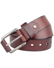 ARB1015 Toned Leather Belt - ARCADIO LIFESTYLE