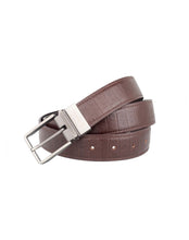 ARB1022 Printed Leather Belt - ARCADIO LIFESTYLE