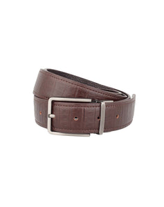 ARB1022 Printed Leather Belt