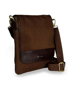 Classic Cross Body Sling Bag - ARSB1001BR