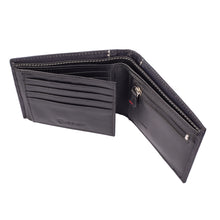 DIAMOND CRUSH Bifold Diamond Stitch Leather Wallet - ARW1001NV