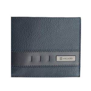 TWIN FUN Bifold Dual Toned Leather Wallet - ARW1010CO