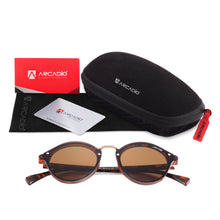 Hi-Fashion Flat Nylon Lens Sunglass - AR230 - ARCADIO LIFESTYLE