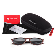 Unisex Hi-Fashion Sunglass - AR235,WD-GYP,package