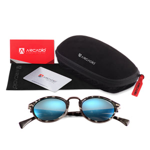 Hi-Fashion Round Polarized Sunglass - AR224