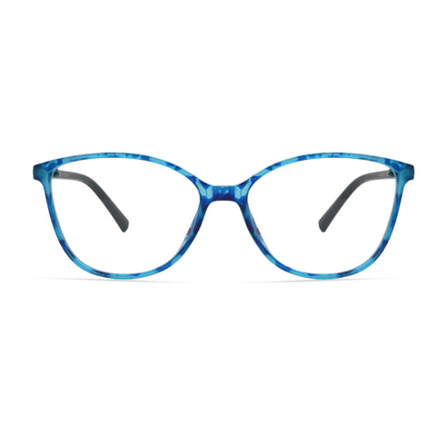 Savvy Color Fresh Cat-Eye Frame SF4438 - ARCADIO LIFESTYLE