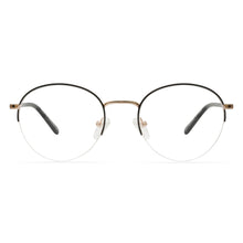 Editorial Round Half Rim Frame SP2231 - ARCADIO LIFESTYLE