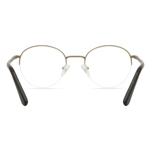 Editorial Round Half Rim Frame SP2231