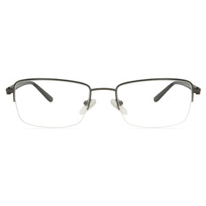 Exceptionally Sturdy and sleek Half-Rim Frame SP2227
