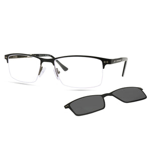 Special Edition Polarized Magnetic Clip-On Designer Frame - SE777