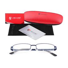 Rectangular, best seller half frame - SP2217BL