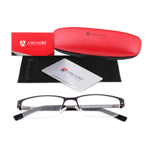 Rectangular best seller metal half frame - SP2220