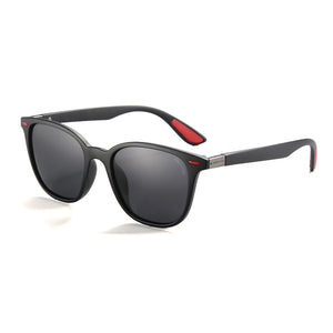 Polarized modified wayfarer Sunglasses for Women - PL374